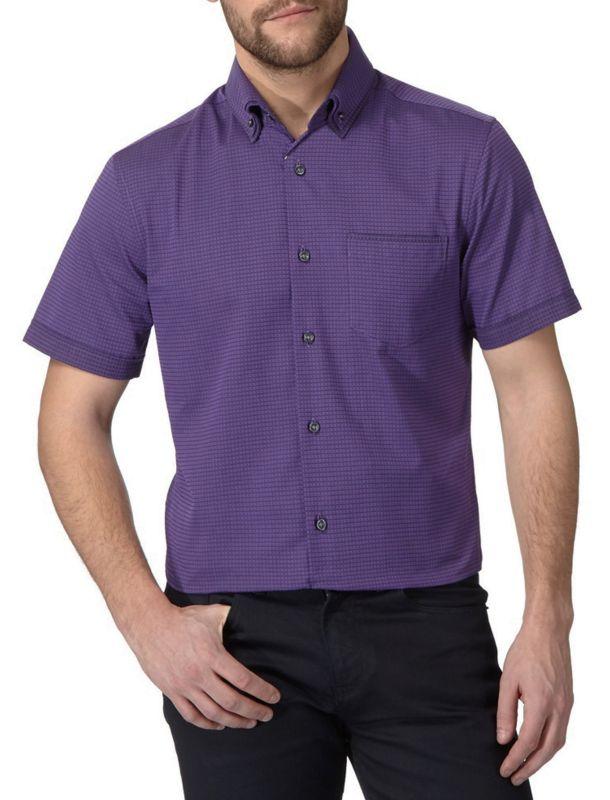 پیراهن آستین کوتاه مردانه - کالکشن
