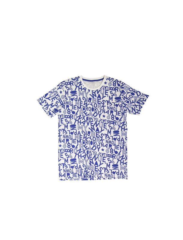 ست تاپ و تی شرت پسرانه بسته 3 عددی