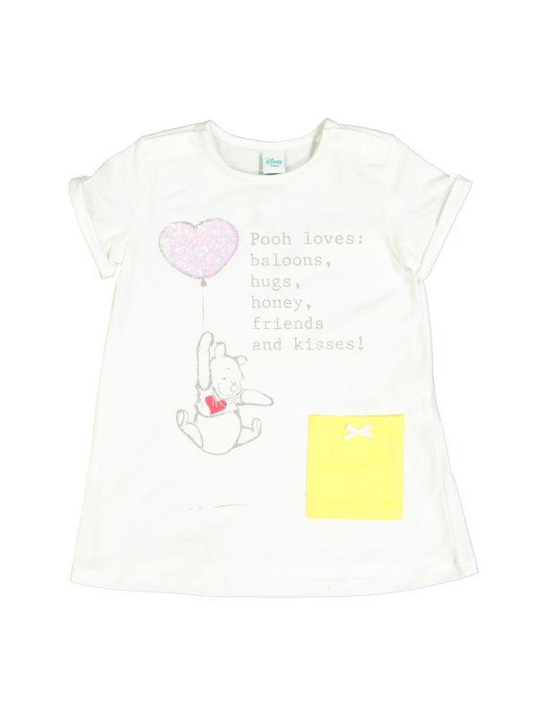 تی شرت و شلوار نخی نوزادی دخترانه - بلوکیدز