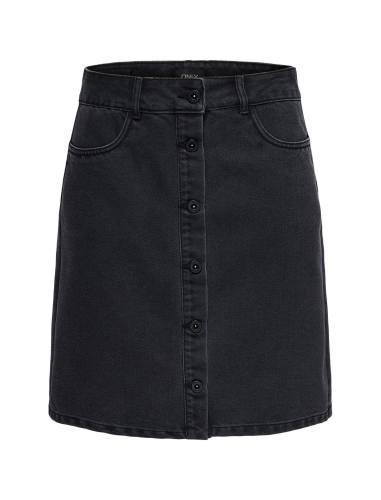 دامن جین کوتاه زنانه - اونلی