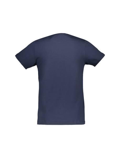 تی شرت آستین کوتاه مردانه - دودي - 2