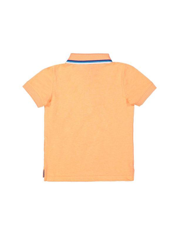 تی شرت یقه برگردان پسرانه - بلوکیدز