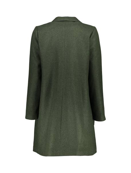 پالتو کوتاه زنانه - سبز - 2