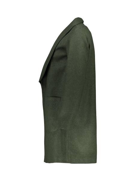 پالتو کوتاه زنانه - سبز - 3