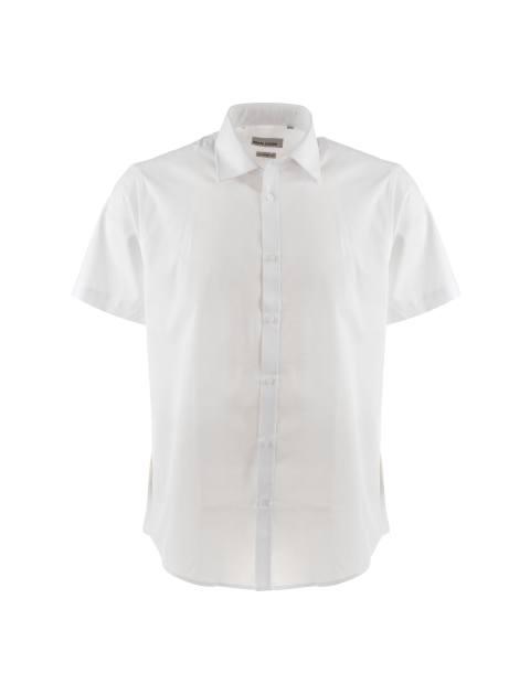پیراهن آستین کوتاه مردانه - یوپیم - سفيد - 1