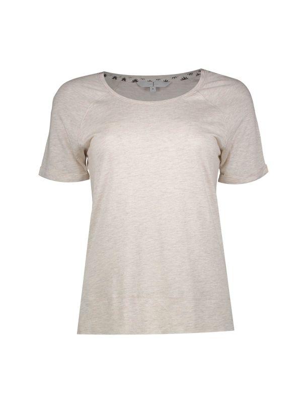تی شرت و شلوار ویسکوز راحتی زنانه - جی بای جسپرکنران