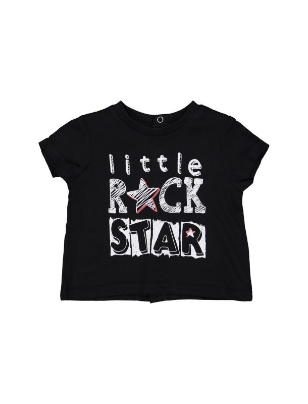 تی شرت و شلوارک راحتی نوزادی پسرانه