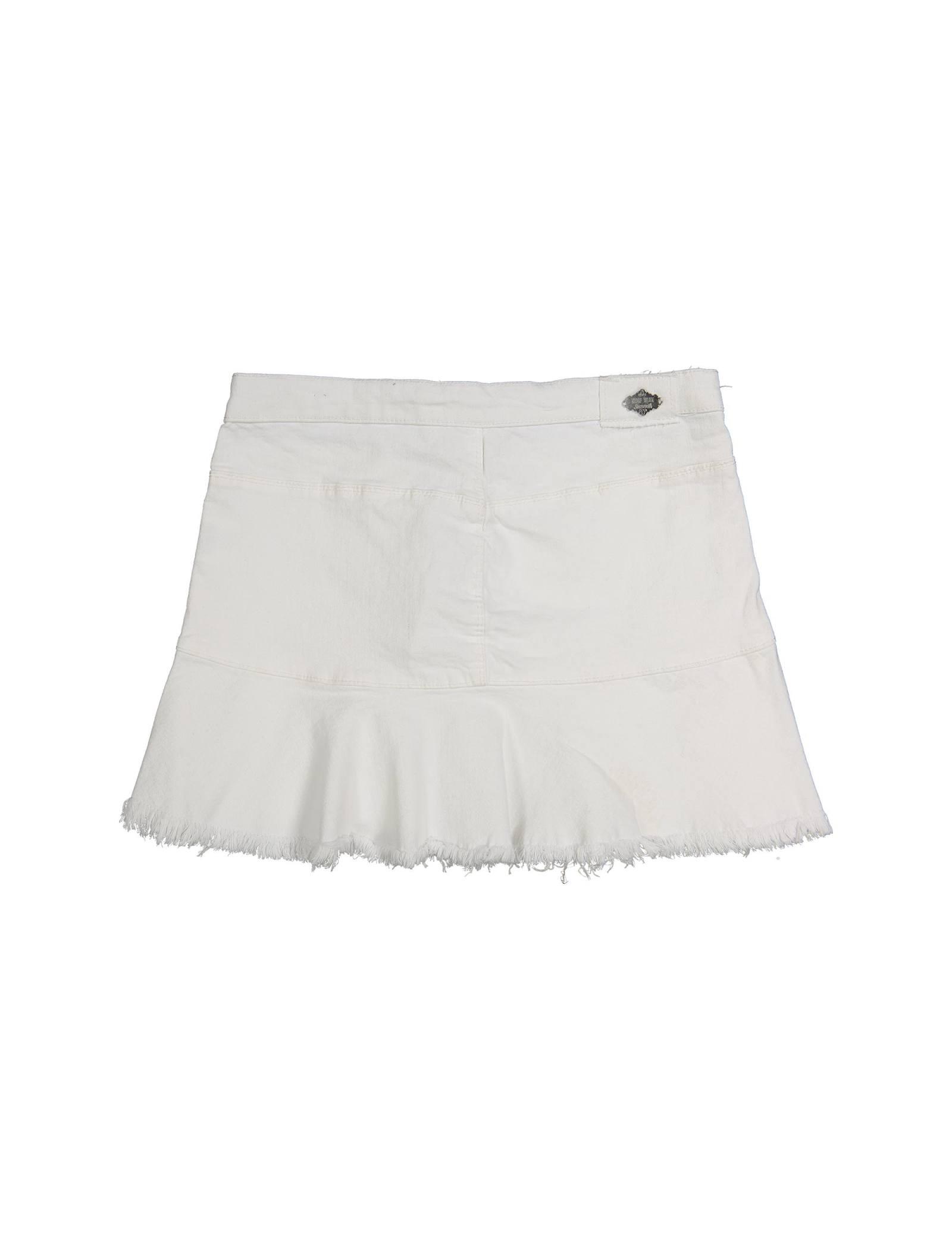 پیراهن نخی دخترانه - بلوکیدز - سفيد - 2