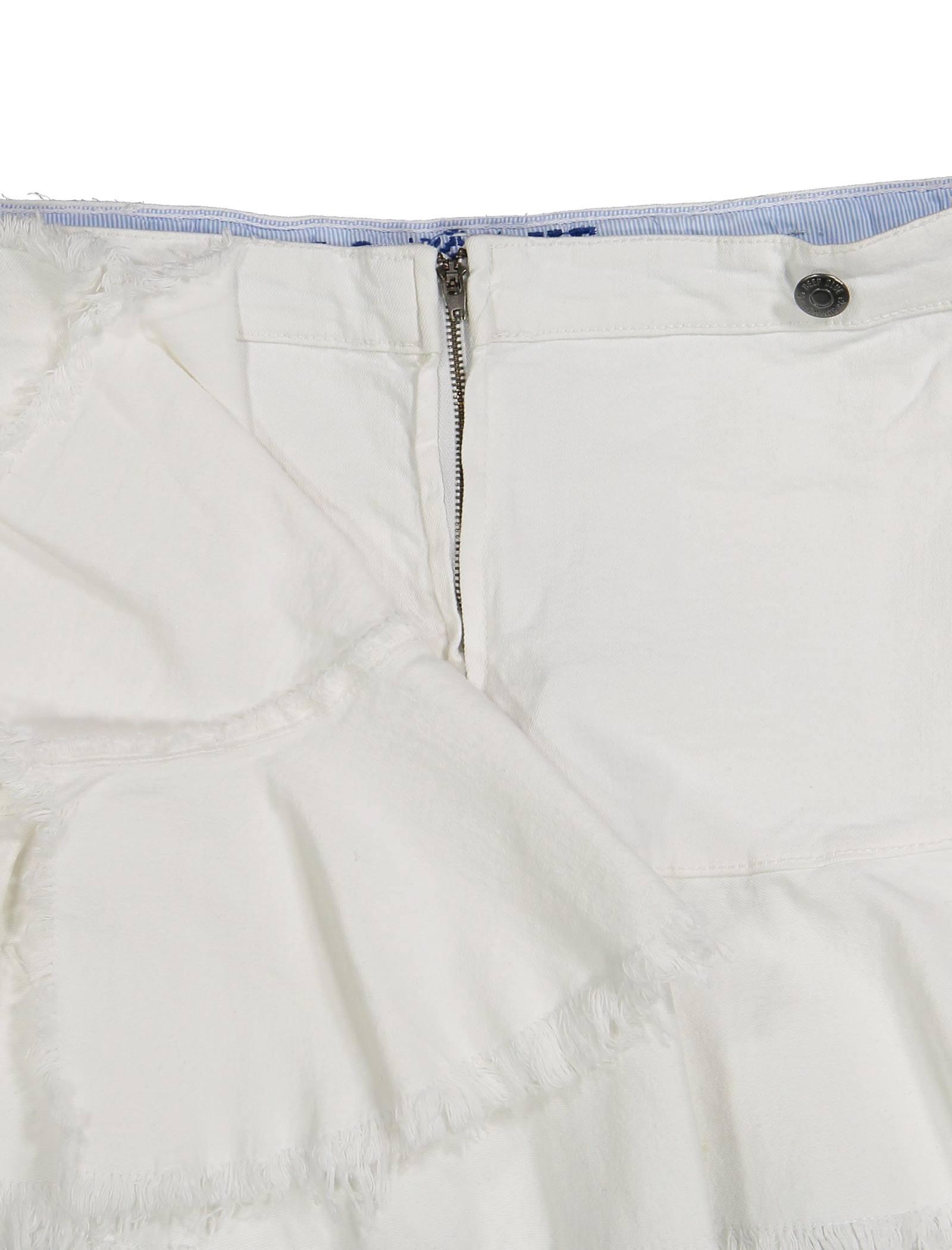 پیراهن نخی دخترانه - بلوکیدز - سفيد - 3