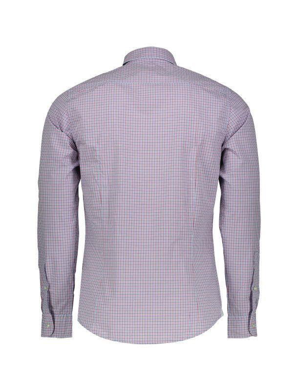 پیراهن نخی آستین بلند مردانه Epop