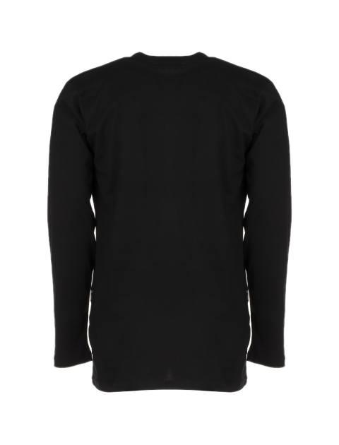 تی شرت آستین بلند مردانه - یونیتی - مشکي - 4