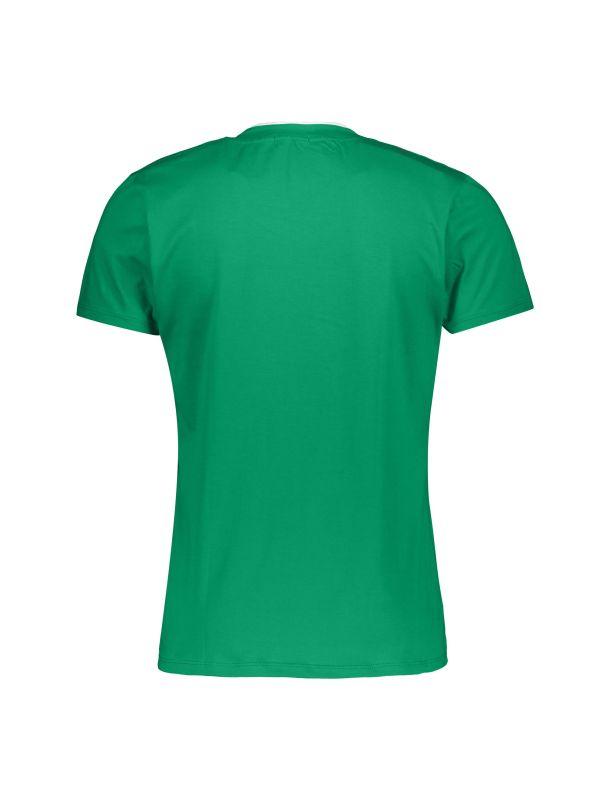 تی شرت نخی یقه هفت زنانه