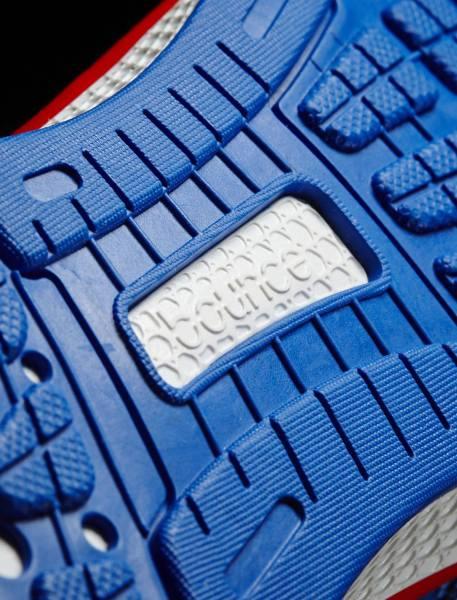 کفش دویدن بندی مردانه Lightster Bounce - آبي - 4