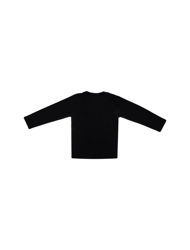 تی شرت نخی آستین بلند پسرانه