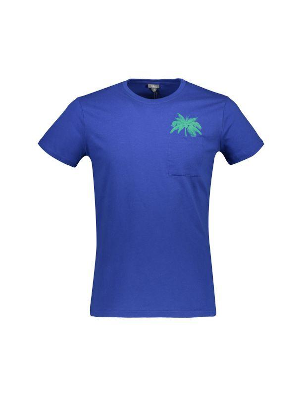 تی شرت و شلوارک نخی مردانه