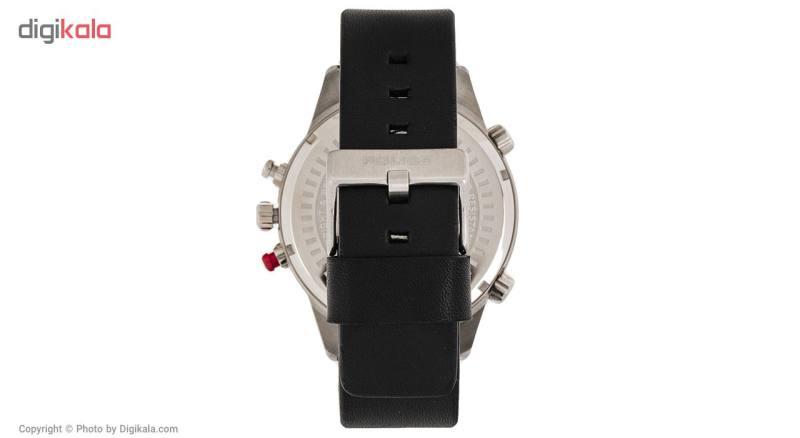 ساعت مچی عقربه ای مردانه پلیس مدل 14374JS-02 - متفرقه