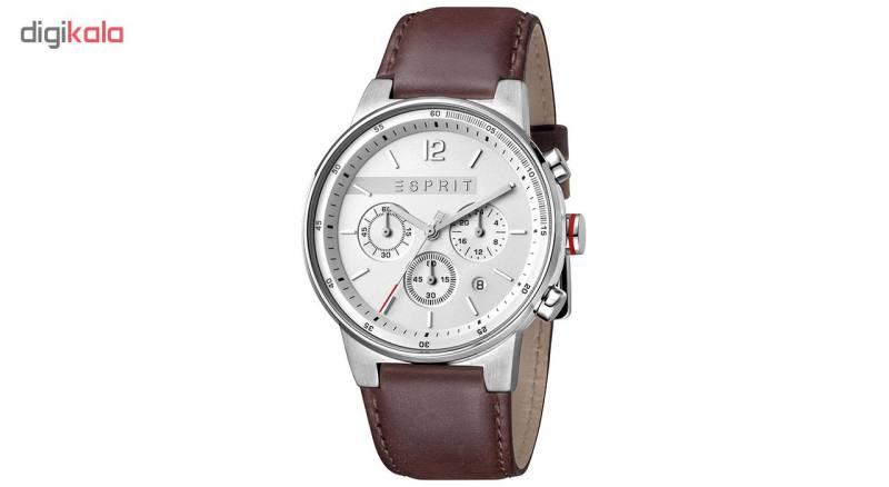 ساعت مچی عقربه ای مردانه اسپریت مدل ES1G025L0015