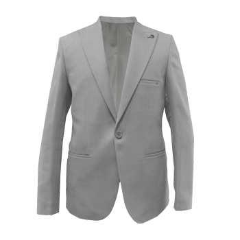 کت تک مردانه مدل gray wide cont |