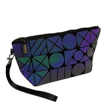 کیف لوازم آرایشی برندآپ مدل بلک لایت کد DL_235 |