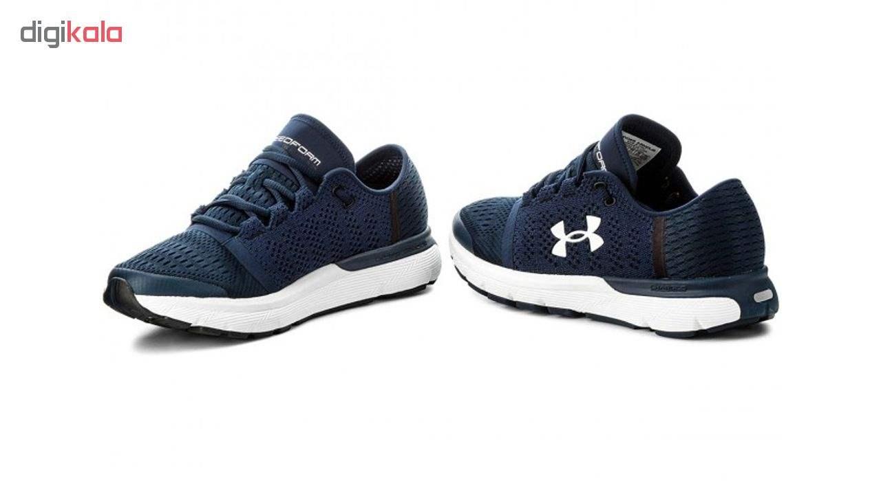 کفش مخصوص دویدن مردانه آندر آرمور مدل 3020661-400 -  - 5
