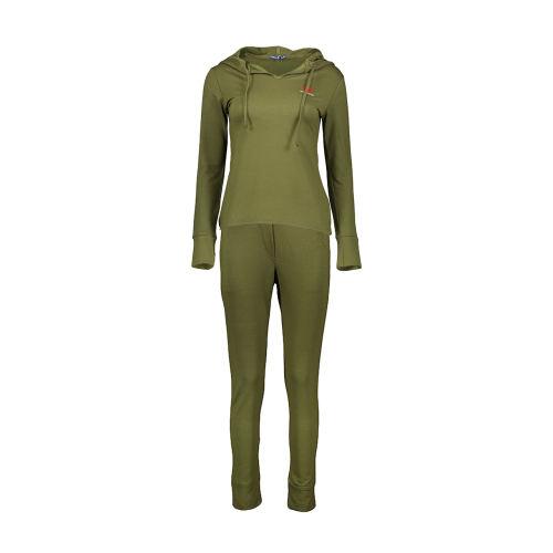 ست تی شرت و شلوار زنانه بهبود مدل 1661143-45