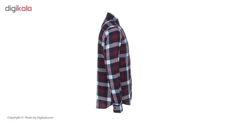 پیراهن مردانه رونی مدل 1133015411-74
