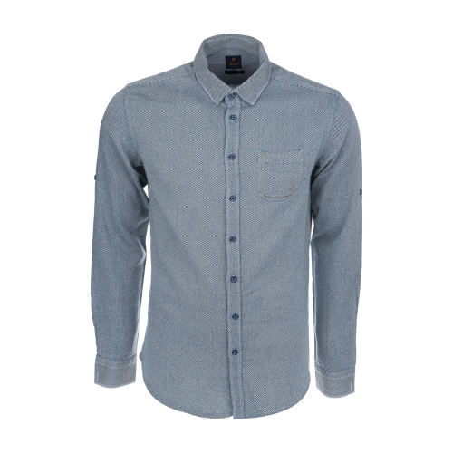 پیراهن مردانه رونی مدل 1111018331-93