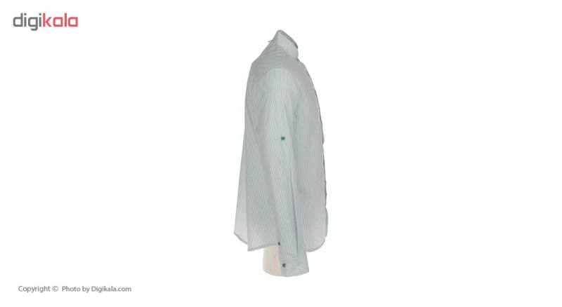 پیراهن مردانه رونی مدل 1122012625-54