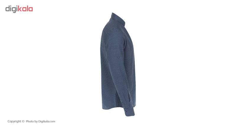 پیراهن مردانه رونی مدل 1122014126-58