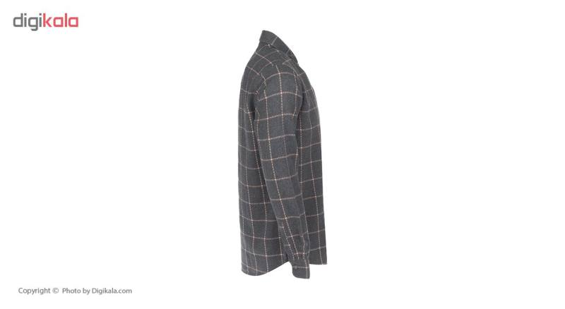 پیراهن مردانه رونی مدل 1133015531-93