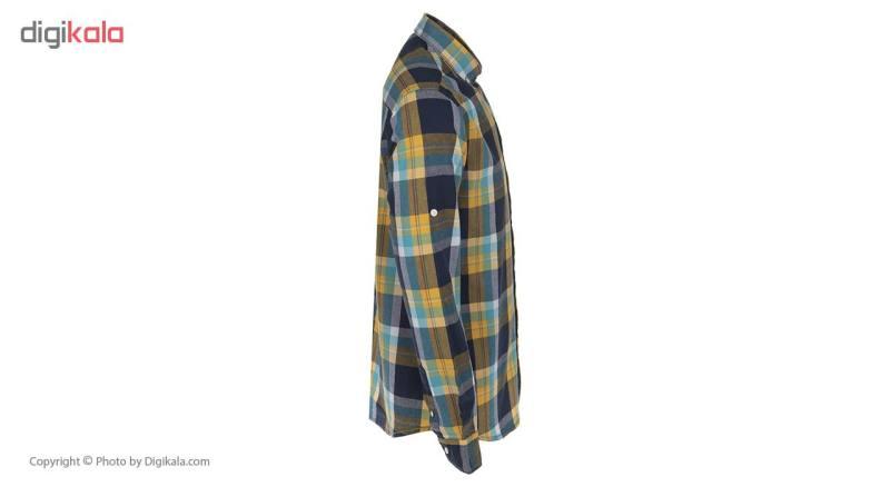 پیراهن مردانه رونی مدل 1133021903-16