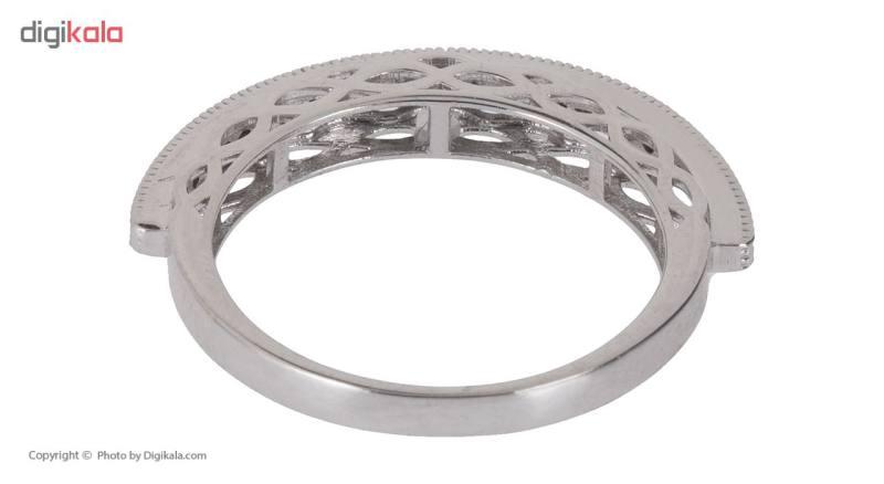 انگشتر طلا 18 عیار زنانه مایا ماهک مدل MR0299