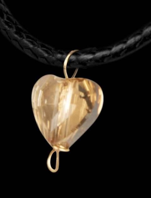 گردنبند طلا 18 عیار زنانه مایا ماهک مدل MM0894 -  - 2