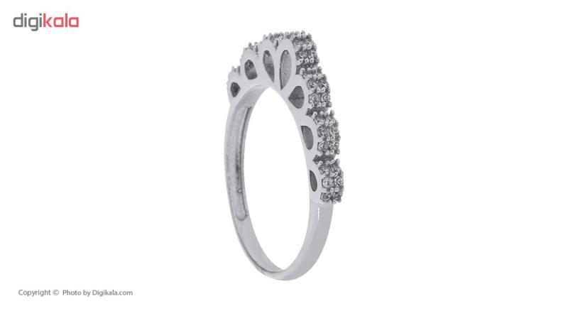 انگشتر طلا 18 عیار زنانه مایا ماهک مدل MR0303
