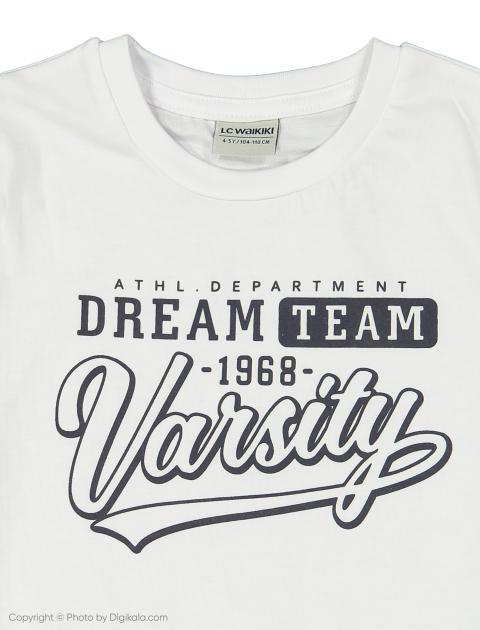 تی شرت پسرانه ال سی وایکیکی مدل 9SI733S4-JYX -  - 3