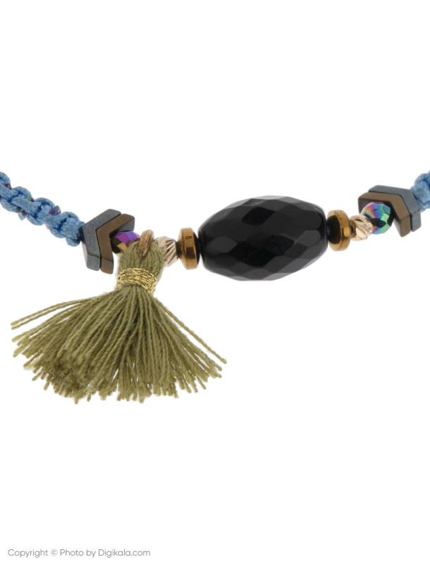 دستبند طلا 18 عیار دخترانه گرامی گالری مدل B651