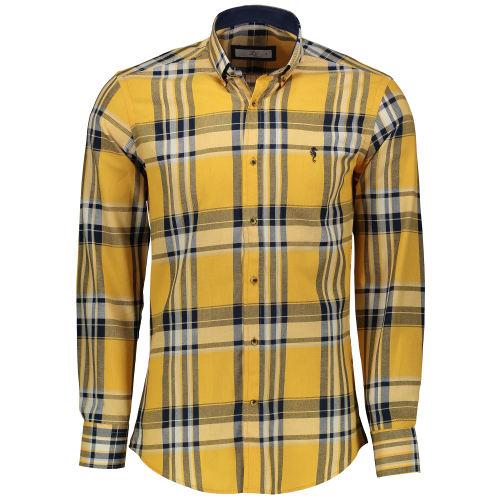 پیراهن مردانه زی مدل 153114016
