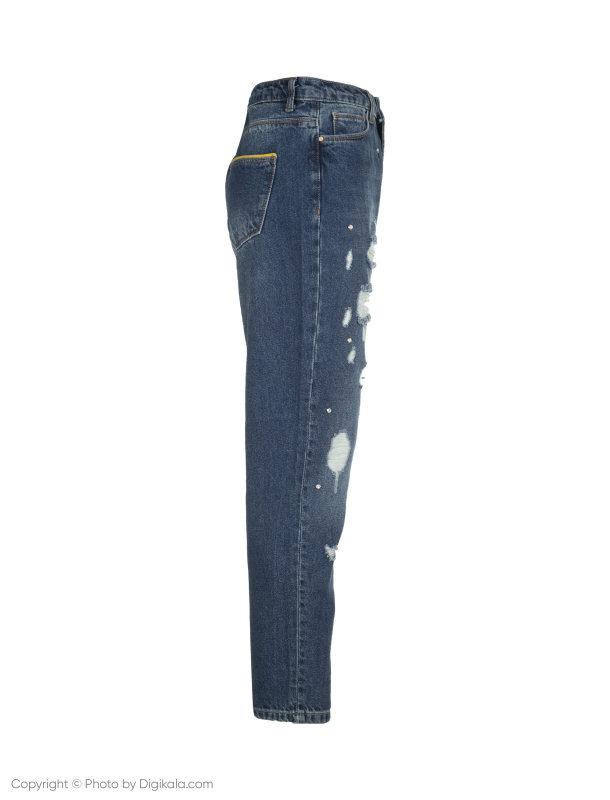 شلوار جین زنانه کوتون مدل 8KAK47123MD