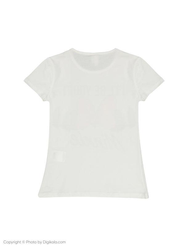 تی شرت نخی آستین کوتاه دخترانه - بلوکیدز