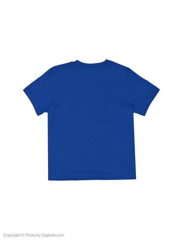 تی شرت پسرانه ال سی وایکیکی مدل 9SI733R4-JUF