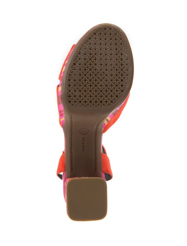 کفش چرم پاشنه بلند زنانه Galene - جی اوکس