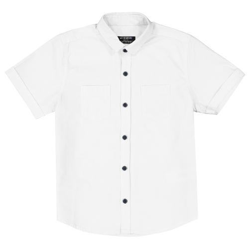 پیراهن پسرانه ال سی وایکیکی مدل 0S0546J4-JYX